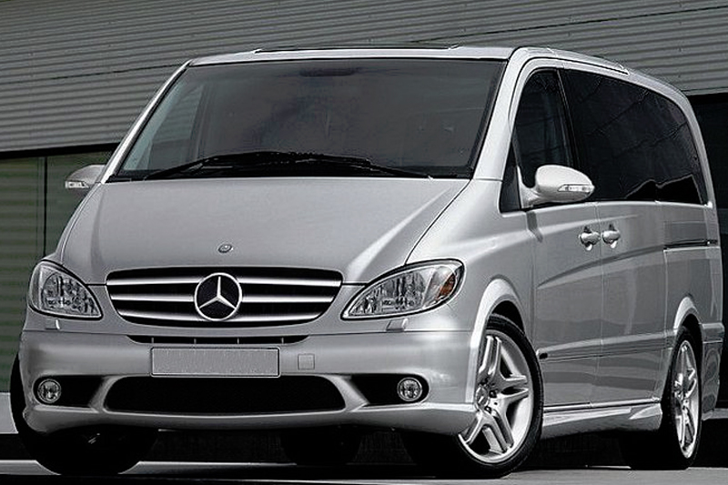 Mercedes Executive MPV Viano